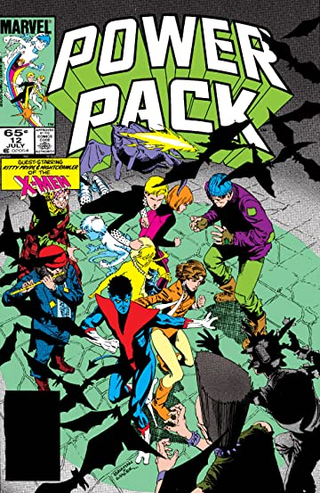Power Pack (1984-1991) #12