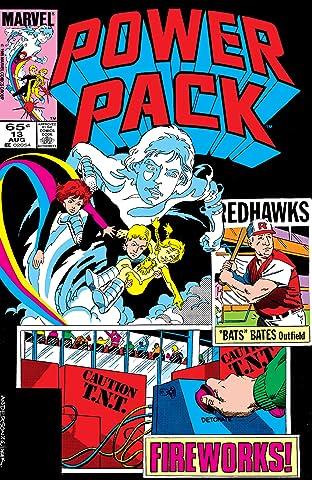 Power Pack (1984-1991) #13