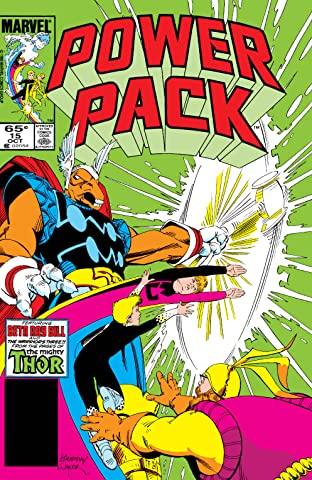 Power Pack (1984-1991) #15