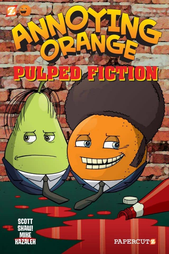 Annoying Orange Vol. 3: Pulped Fiction Preview