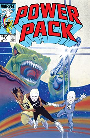 Power Pack (1984-1991) #16