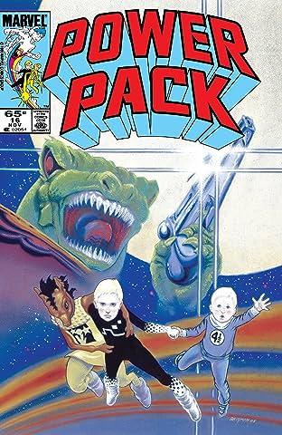 Power Pack (1984-1991) #16