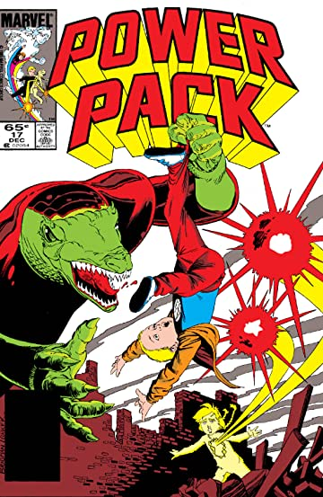 Power Pack (1984-1991) #17