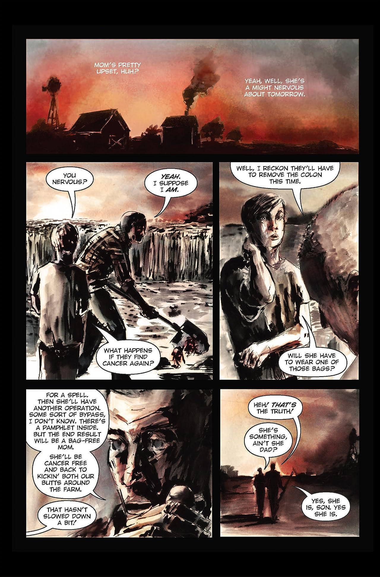 The Final Plague #1 (of 5)