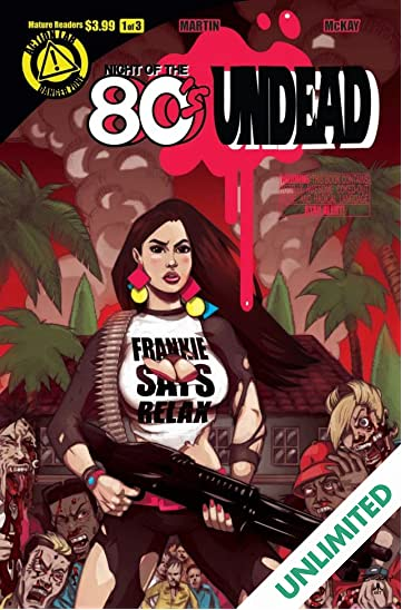 Night of the 80's Undead #1 (of 3)
