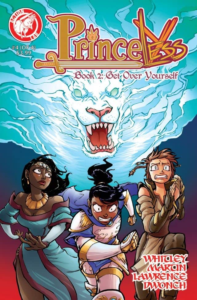 Princeless Vol. 2 #4 (of 4)