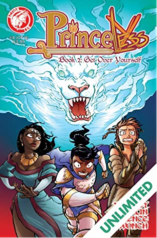 Princeless Vol. 2 #4 (of 4)