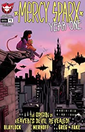 Mercy Sparx: Year One #1