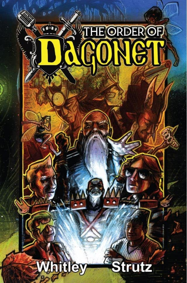 The Order of Dagonet Vol. 1