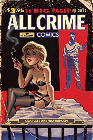 All Crime Comics #1