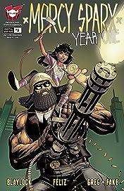 Mercy Sparx: Year One #2
