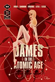 Dames in the Atomic Age Vol. 1