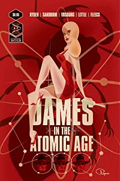 Dames in the Atomic Age Tome 1