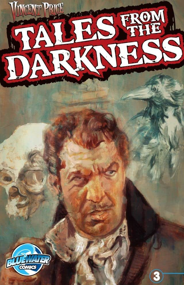 Vincent Price: Tales From the Darkness #3