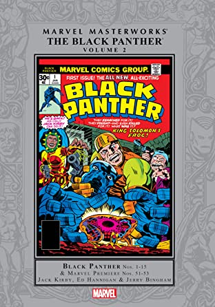 Black Panther: Marvel Masterworks Vol. 2