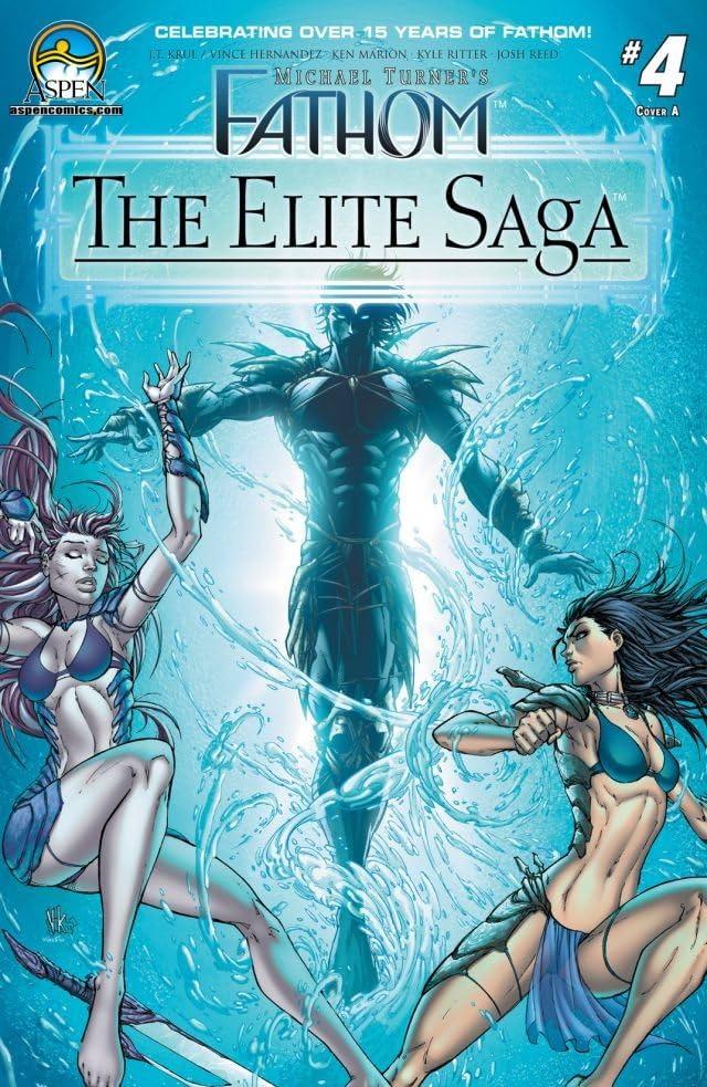 Fathom: The Elite Saga #4
