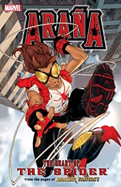 Araña Tome 1: The Heart Of The Spider
