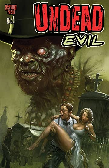 Undead Evil #1