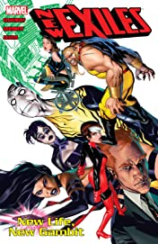New Exiles Vol. 1: New Life, New Gambit