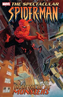 Spectacular Spider-Man Vol. 3: Here There Be Monsters