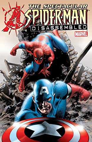 Spectacular Spider-Man Tome 4: Disassembled
