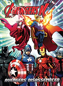 Avengers K - Book Three: Avengers Disassembled