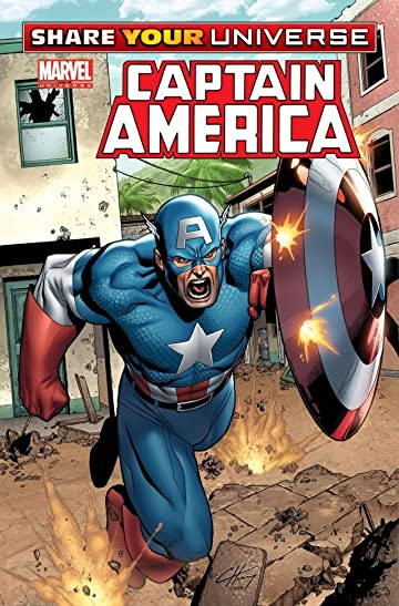 Share Your Universe Captain America