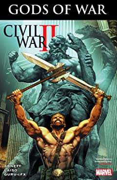 Civil War II: Gods of War