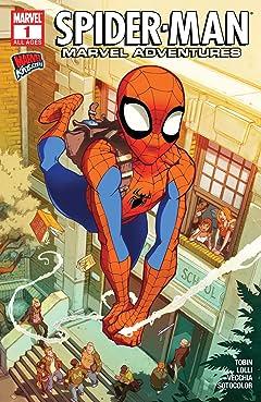 Marvel Adventures Spider-Man (2010-2012) #1