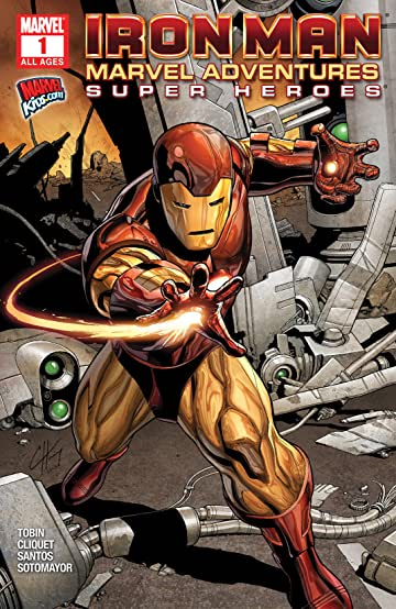Marvel Adventures: Super Heroes (2010-2012) #1