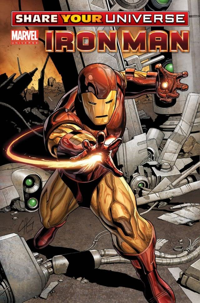 Share Your Universe Iron Man