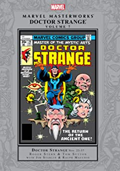 Doctor Strange Masterworks Vol. 7
