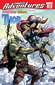 Marvel Adventures: Super Heroes (2008-2010) #11