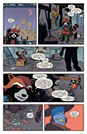 Rocket Raccoon and Groot Vol. 2: Civil War II