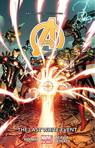 Avengers Tome 2: The Last White Event