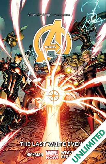 Avengers Vol. 2: The Last White Event