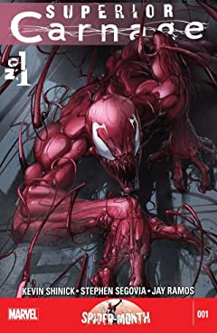 Superior Carnage #1 (of 5)