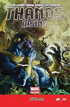 Thanos Rising No.4 (sur 5)