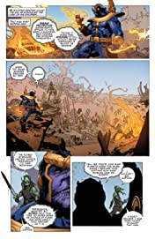 Thanos Rising #4 (of 5)