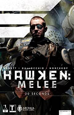 Hawken: Melee #1