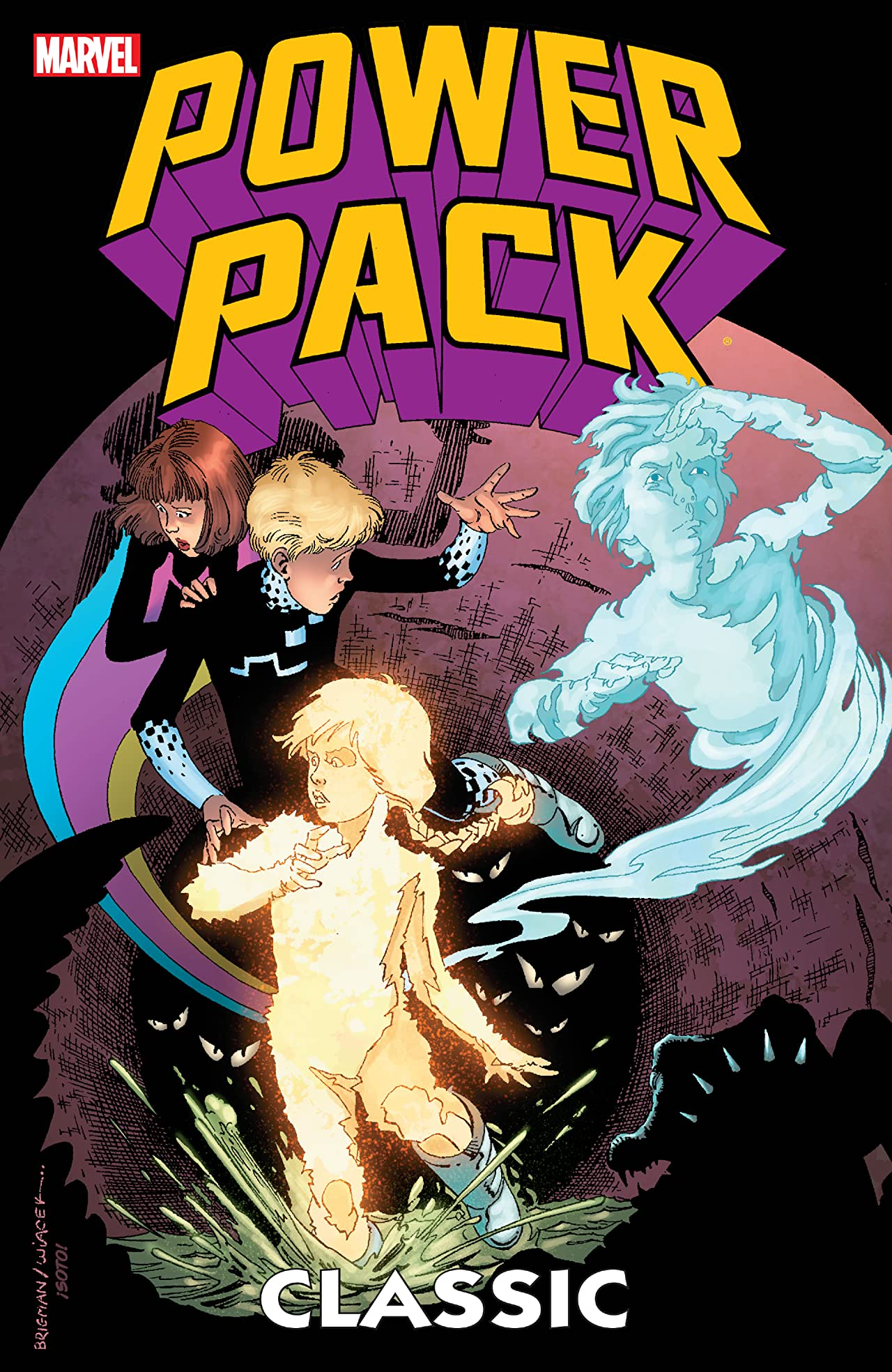 Power Pack Classic Vol. 2