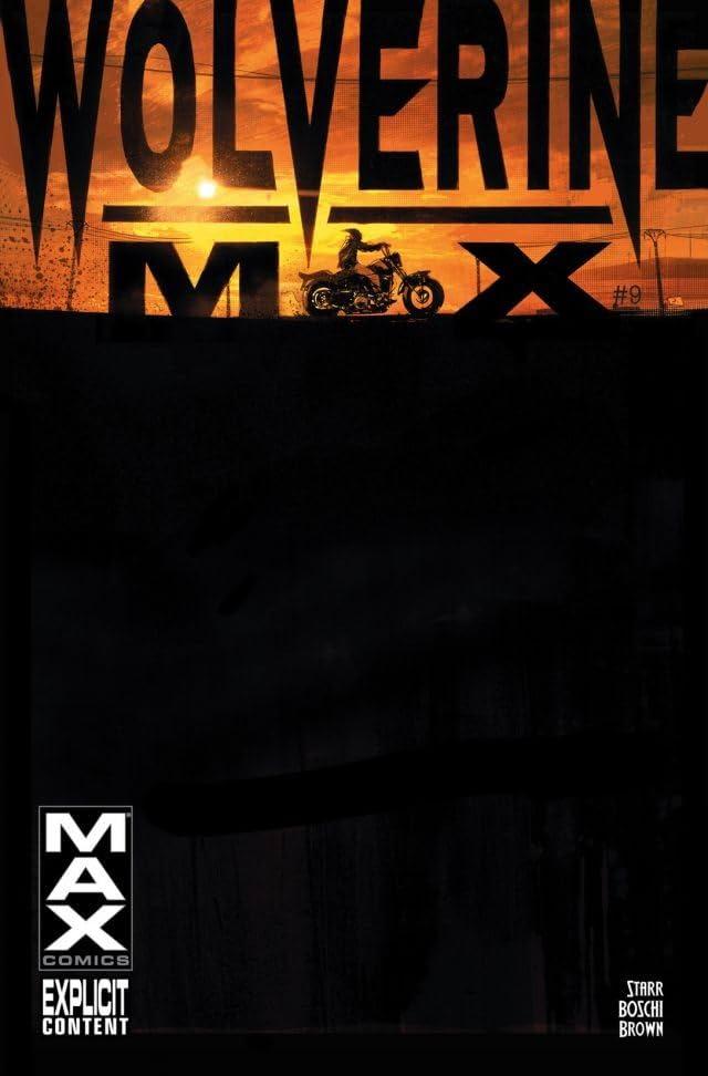 Wolverine Max #9