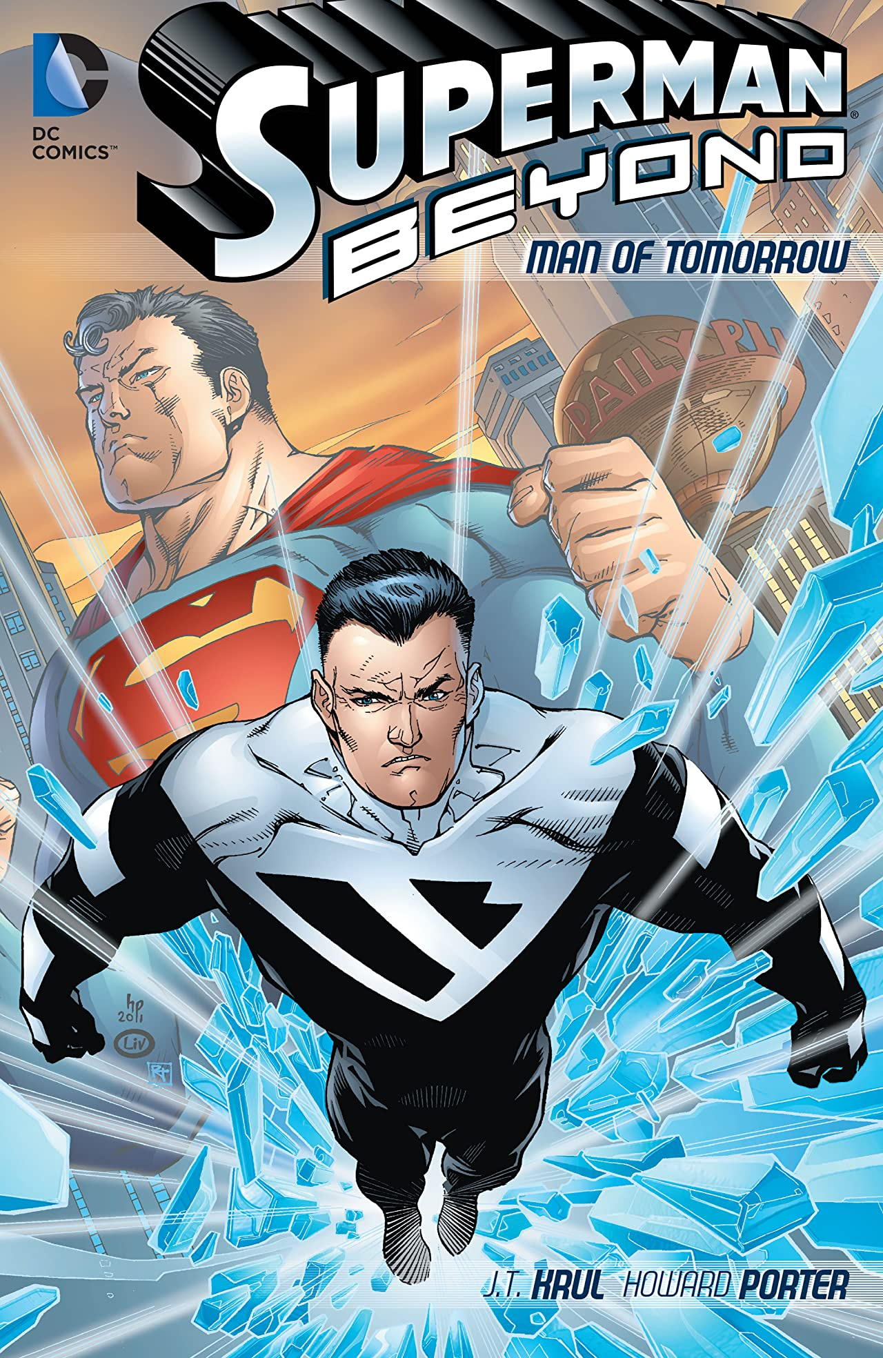 Superman Beyond (2012-2013): Man of Tomorrow