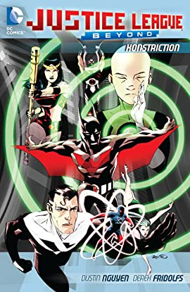 Justice League Beyond (2012-2013): Konstriction