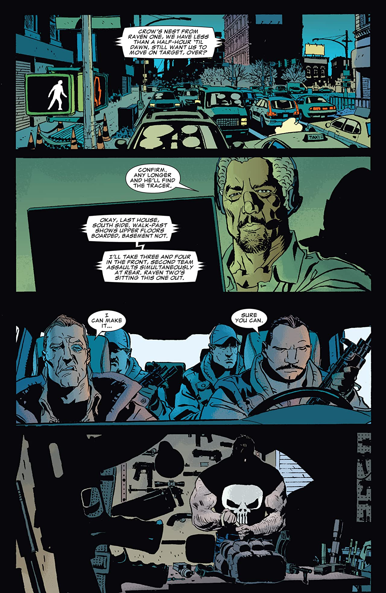 The Punisher (2004-2008) #57