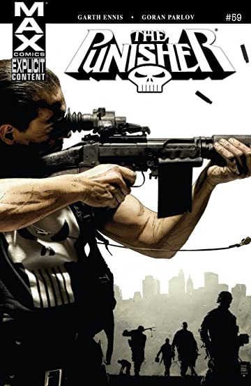 The Punisher (2004-2008) #59