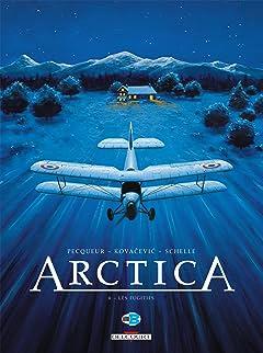 Arctica Vol. 6: Les Fugitifs