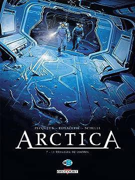 Arctica Vol. 7: Le Messager du cosmos
