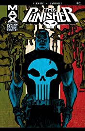 The Punisher (2004-2008) #61