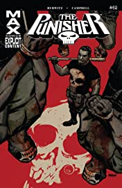 The Punisher (2004-2008) #62